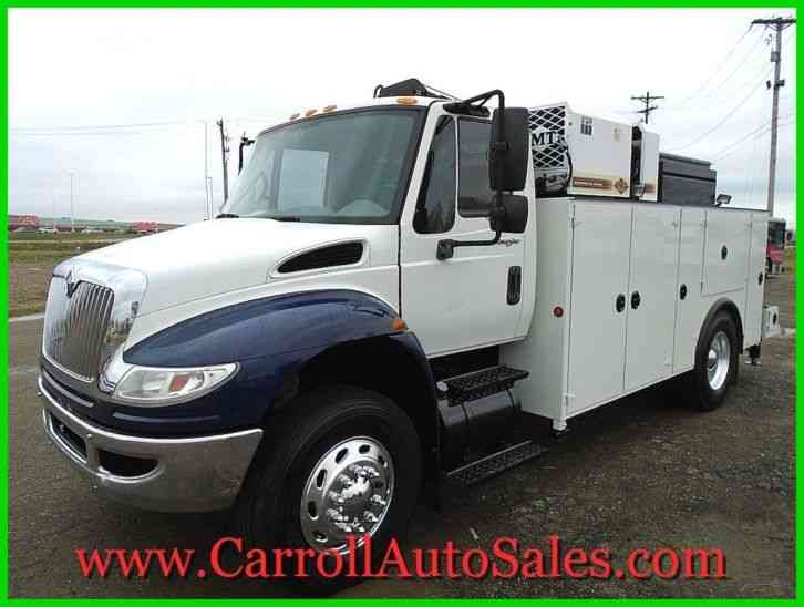 International 4400 Dura Star (2008)