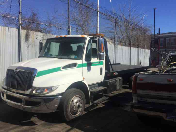 Flatbed Tow Truck >> International 430 (2008) : Flatbeds & Rollbacks