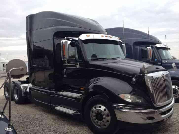 international pro star limited 2008 sleeper semi trucks