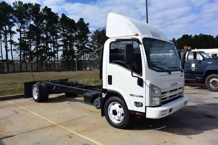 New Smyrna Chevrolet >> Isuzu NPR HD Cab & Chassis Low Miles 79, 688 (2008) : Medium Trucks