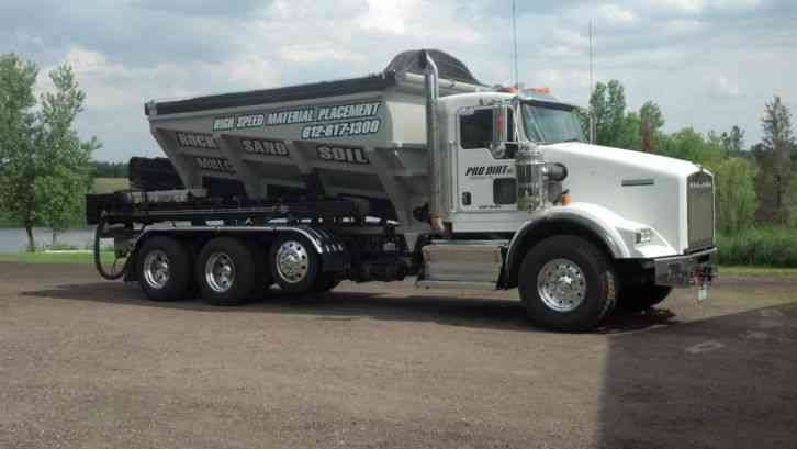 Kenworth C500 Flat Bed Pictures to pin on Pinterest