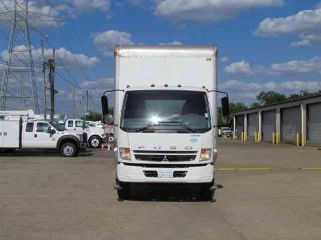 Tow Truck Houston >> Mitsubishi Fuso FK260 Box Truck (2008) : Van / Box Trucks