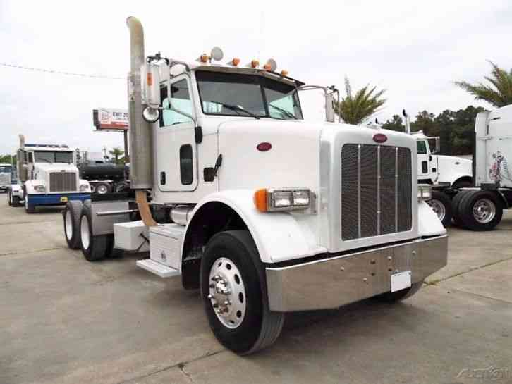 Peterbilt 365 2008 Daycab Semi Trucks