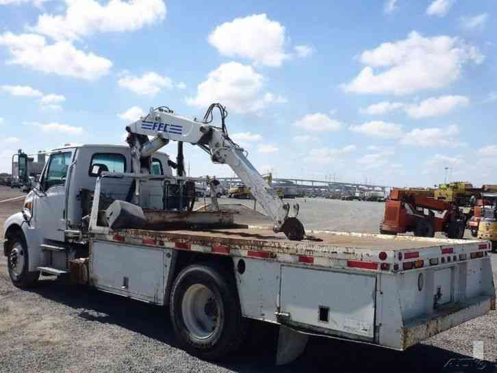 Used Trucks For Sale In Lake Charles >> Sterling ACTERRA (2008) : Utility / Service Trucks