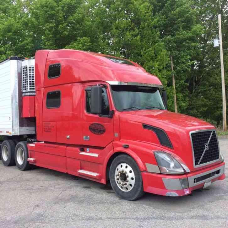Volvo 780 Trucks For Sale: Volvo 780 (2008) : Sleeper Semi Trucks
