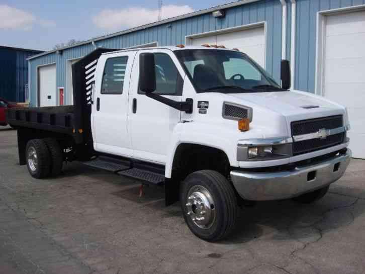 chevrolet 4500 4x4 2009 medium trucks. Black Bedroom Furniture Sets. Home Design Ideas