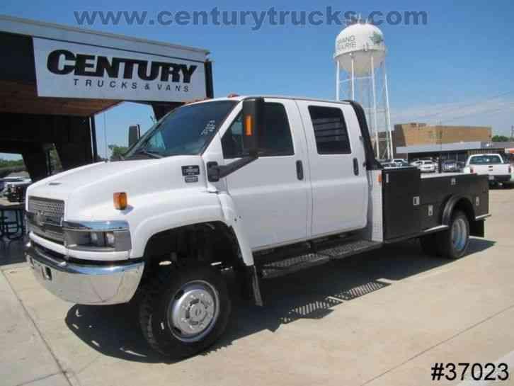 Chevrolet C5500 4x4 2009 Medium Trucks