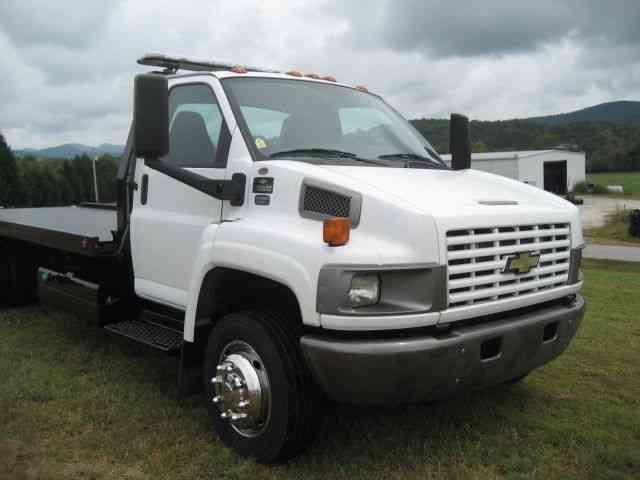 Chevrolet C5500 (2009) : Flatbeds & Rollbacks