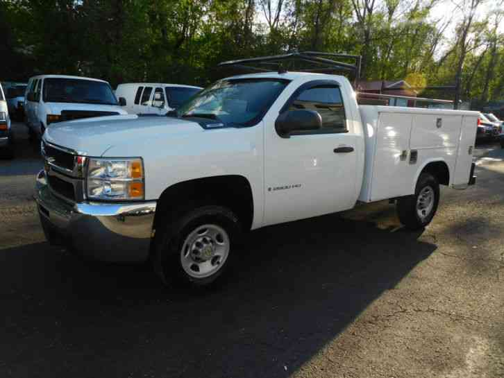 Chevrolet Service Utility Trucks For Sale Used Service