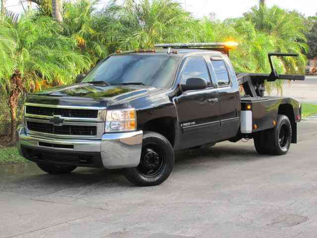 Chevrolet Wrecker Dynamic Tow Truck Self Loader 2009