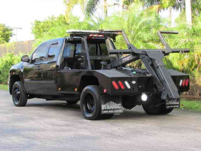 Chevrolet Silverado Hd Tow Truck Wrecker Self Loader
