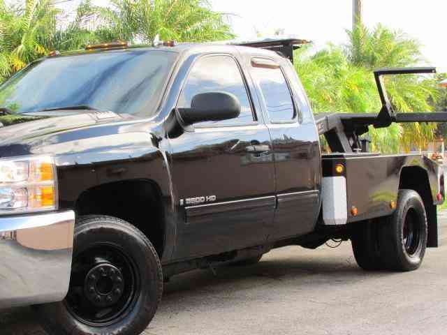 Chevrolet Wrecker Dynamic Tow Truck Self Loader (2009 ...