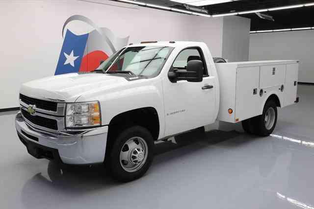 2009 Chevy Silverado For Sale >> Chevrolet Silverado 3500 2009 Utility Service Trucks