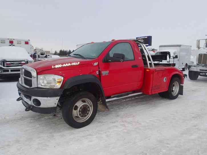 dodge 4500 heavy duty tow truck 2009 wreckers. Black Bedroom Furniture Sets. Home Design Ideas