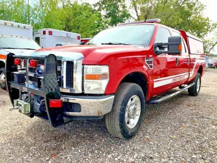 FORD F-350 (2009)