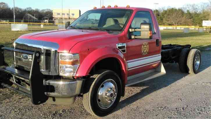 Ford F450 (2009)
