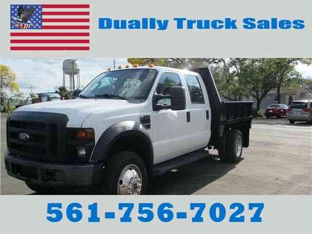Ford F-450 SD (2009)