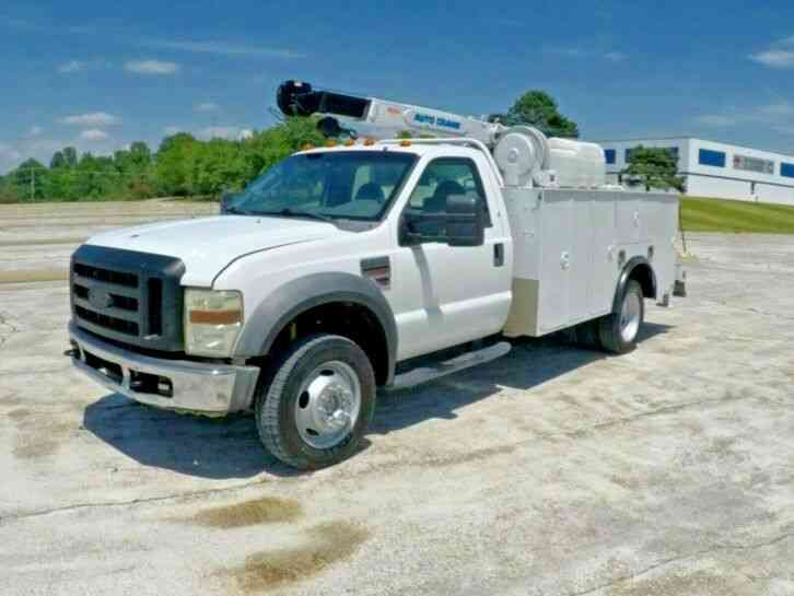 Ford F-550 (2009)