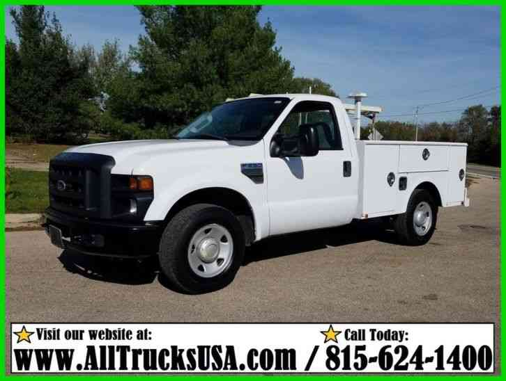 Ford F250 (2009)