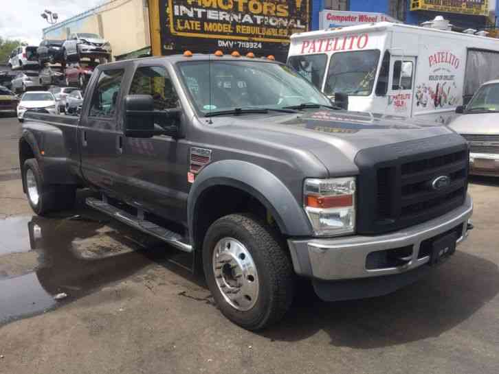 Ford F450 2009 Wreckers
