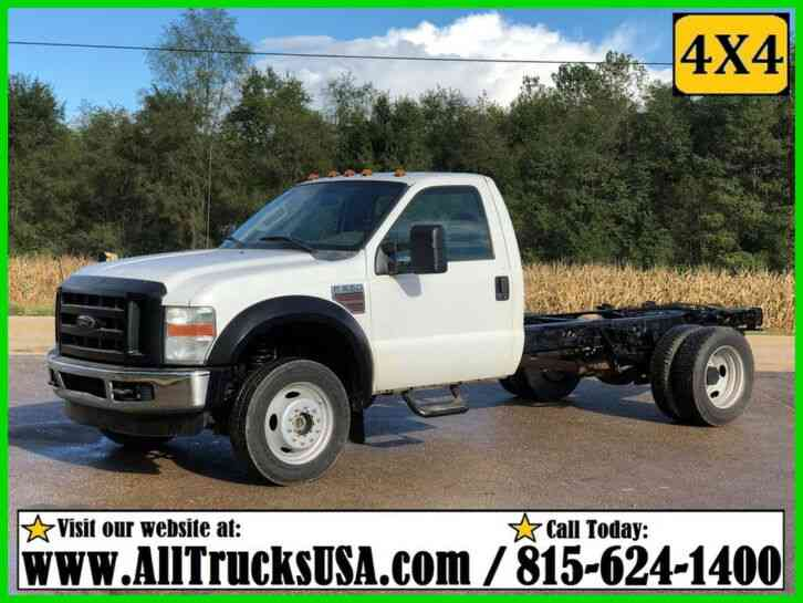 Ford F550 4X4 (2009)