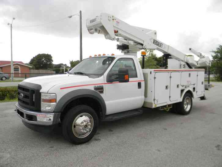 Ford F550 Super Duty 2009