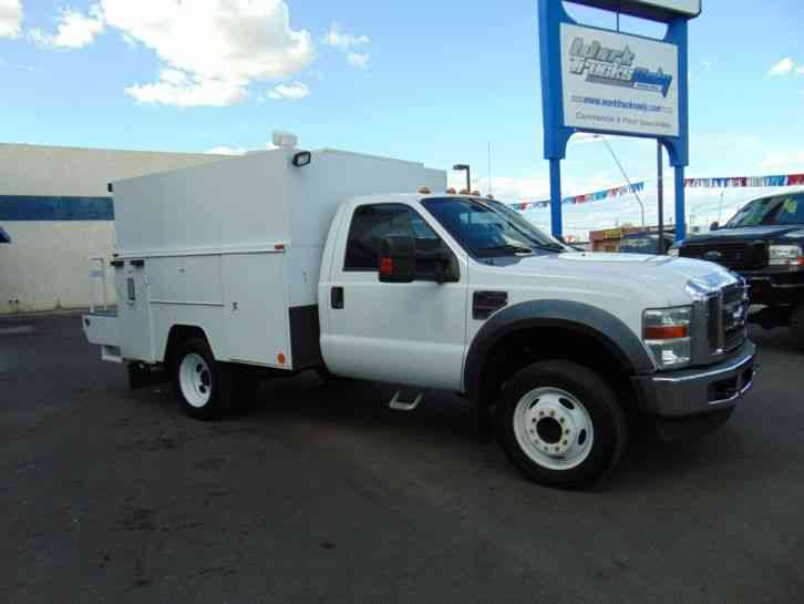 Ford F550 (2009)