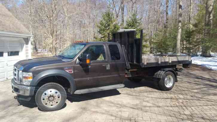 Ford F550 XLT SUPER DUTY (2009)