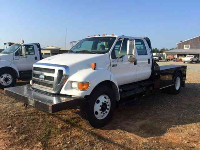 F750 Crew Cab For Sale submited images.
