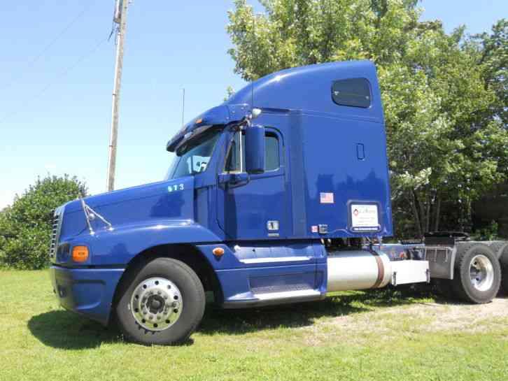 Freightliner Trucks For Sale >> Freightliner Century (2009) : Daycab Semi Trucks