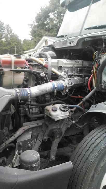 Heater Repair: Freightliner Columbia Heater Repair