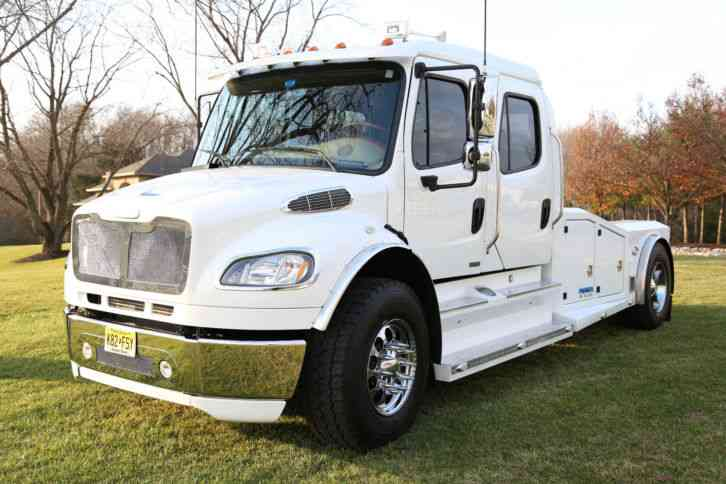Trailer Ac Unit >> Freightliner SPORT TRUCK (2009) : Medium Trucks