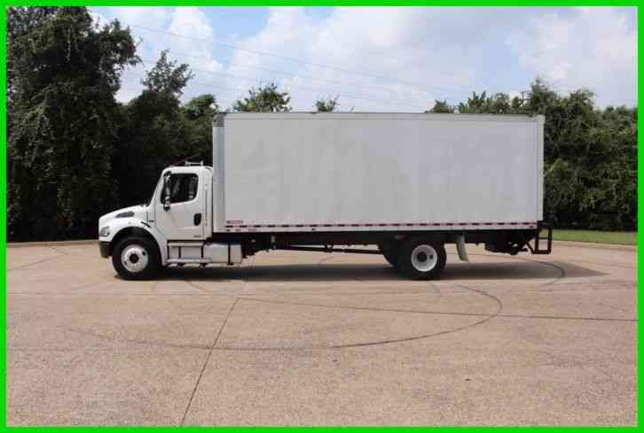 Freightliner m2 26 foot box (2009)