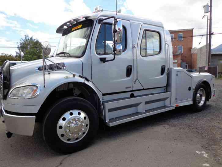 Freightliner M2 Business Class 2009 Medium Trucks