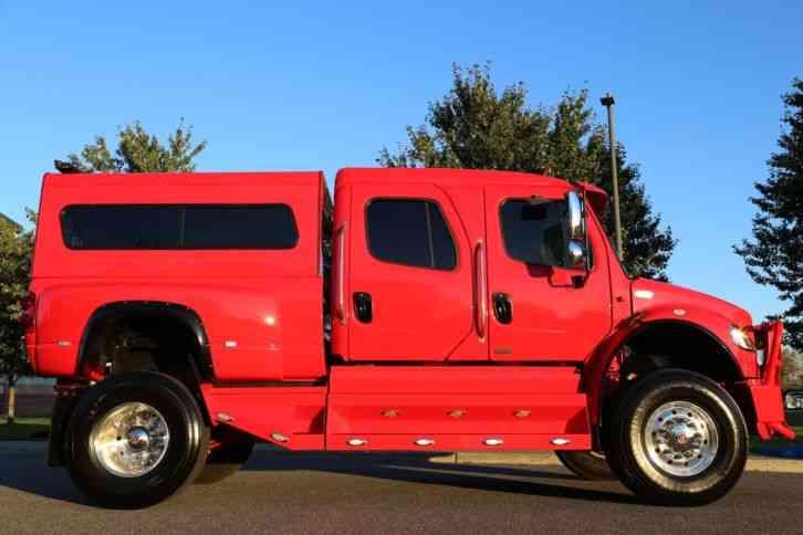 4X4 Van For Sale >> Freightliner M2 SPORTCHASSIS P4XL (2009) : Medium Trucks