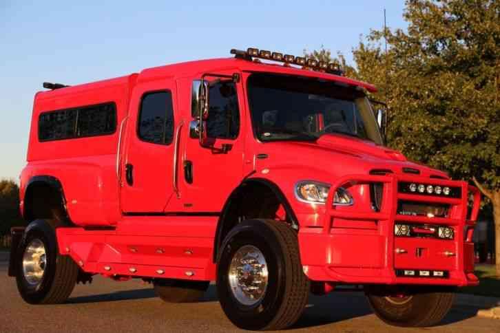Freightliner M2 Sportchassis P4xl 2009 Medium Trucks