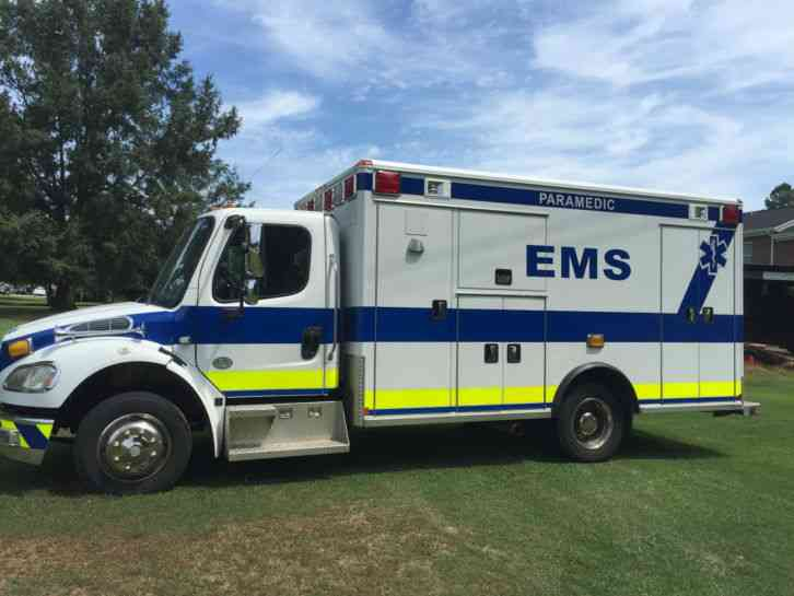 Freightliner M2 106 2009 Emergency Amp Fire Trucks