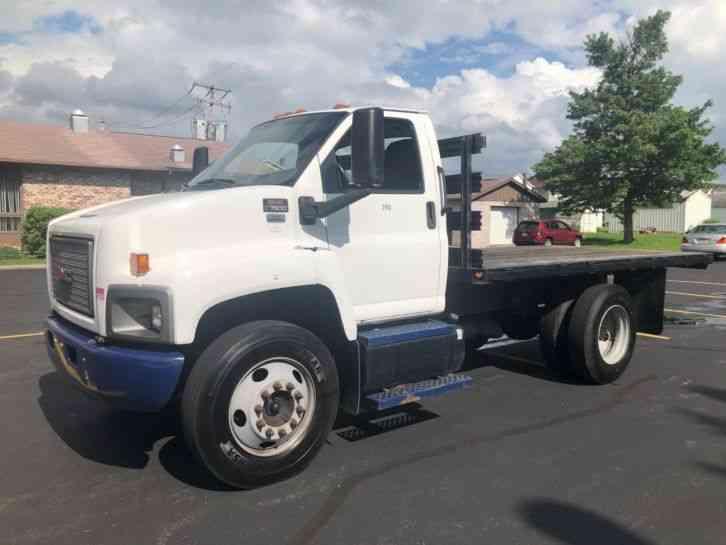 GMC C7500 (2009) : Medium Trucks