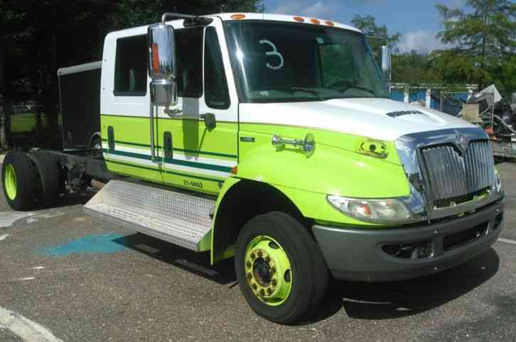International 4300 2009 Emergency Amp Fire Trucks