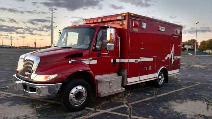Ford E 350 1988 Emergency Amp Fire Trucks