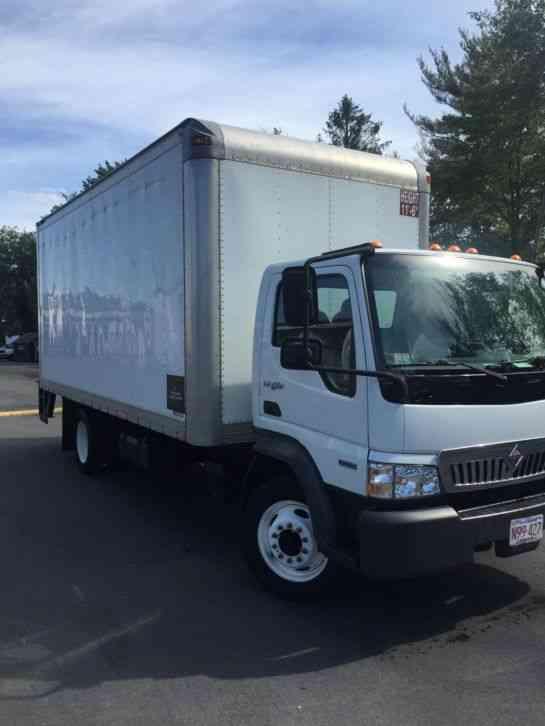 Isuzu npr hd 2000 van box trucks for Homestead furniture in nescopeck pa