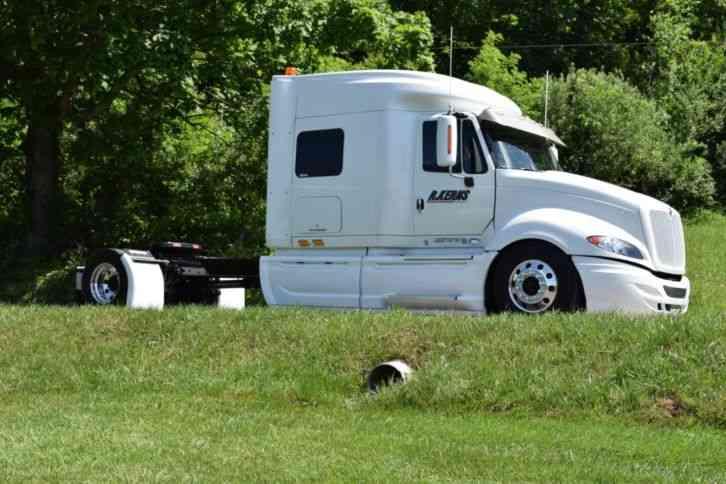 Utility Truck Beds For Sale >> International prostar (2009) : Sleeper Semi Trucks