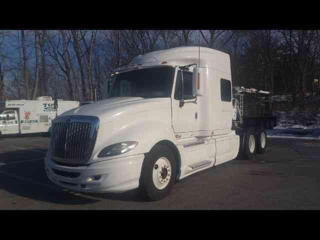 International ProStar Premium (2009) : Heavy Duty Trucks