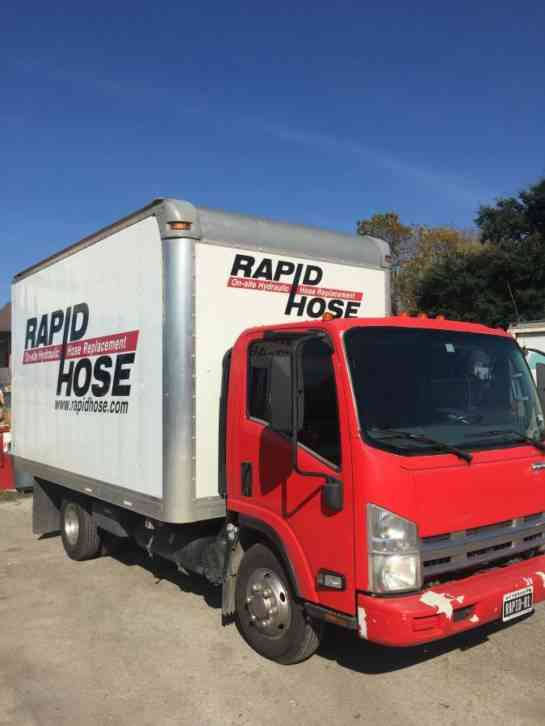 Isuzu Npr For Sale Craigslist >> 1999 Ford E350 Box Truck Ebay | Autos Post