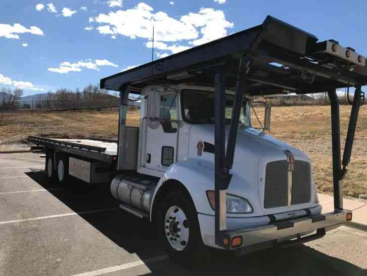 kenworth t370 box truck for sale