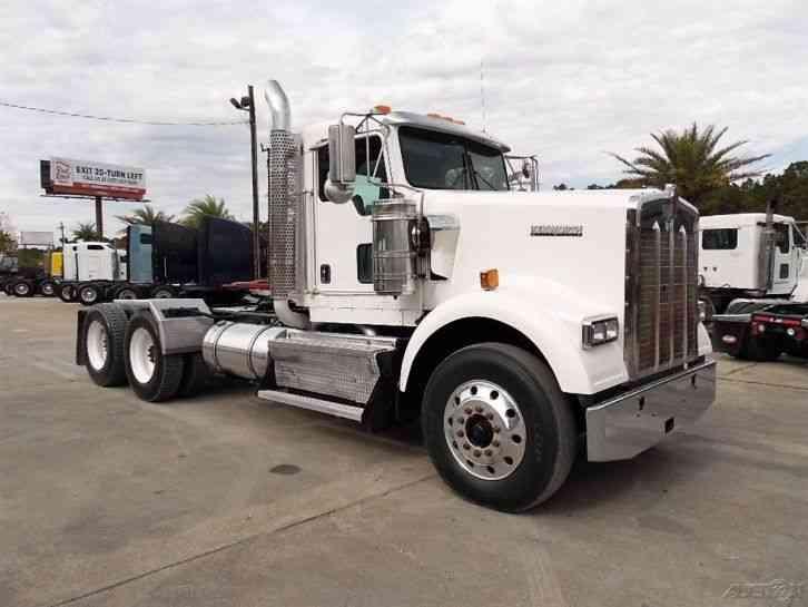 Used Trucks For Sale In Lake Charles >> Kenworth W900 (2009) : Daycab Semi Trucks