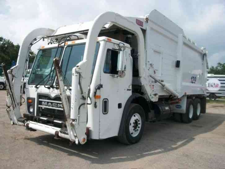 Mack Leu 613  2009    Heavy Duty Trucks
