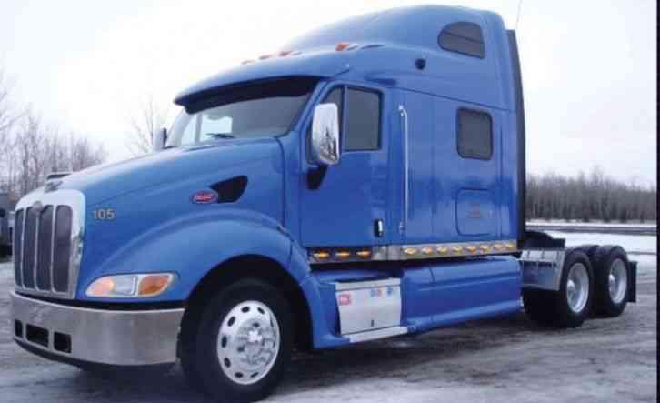 Peterbilt 387 2009 Sleeper Semi Trucks