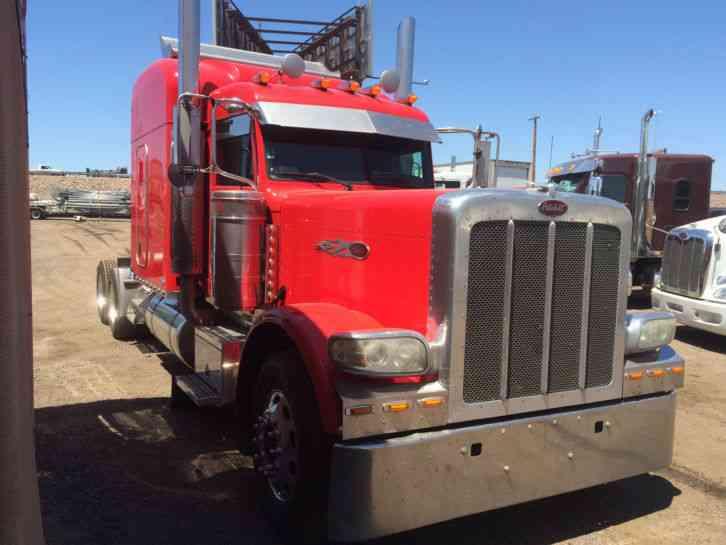 Peterbilt 389 2009 Sleeper Semi Trucks