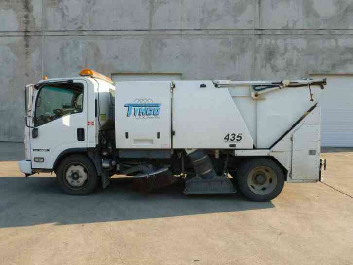 Tymco 435 Street Sweeper for sale (2009)